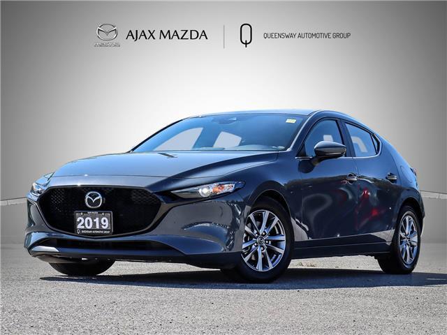 2019 Mazda Mazda3 Sport  (Stk: P5931) in Ajax - Image 1 of 27
