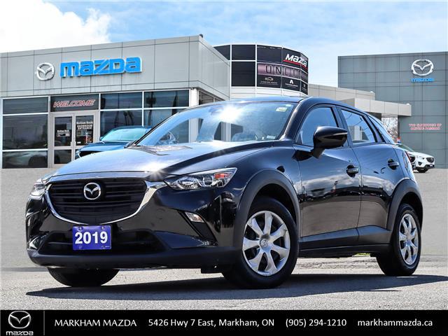 2019 Mazda CX-3 GX (Stk: N210575A) in Markham - Image 1 of 28