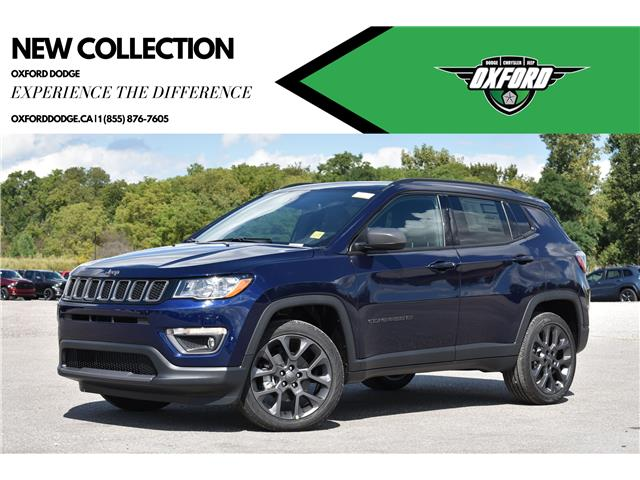 2021 Jeep Compass North (Stk: 21785) in London - Image 1 of 20