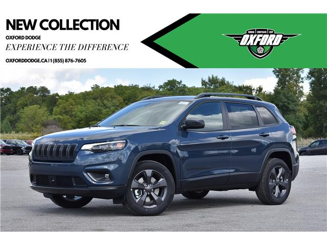 2021 Jeep Cherokee North (Stk: 21790) in London - Image 1 of 19