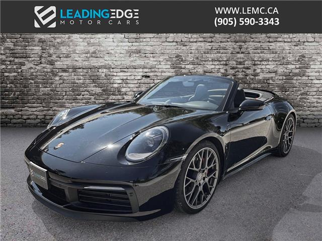 2020 Porsche 911 Carrera S (Stk: 18989) in King - Image 1 of 20