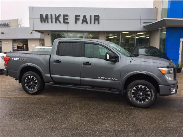 2018 Nissan Titan SV (Stk: 21258A) in Smiths Falls - Image 1 of 13