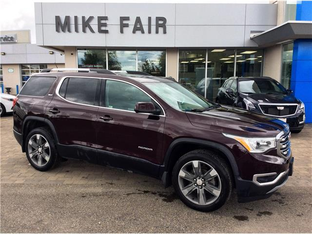 2018 GMC Acadia SLT-2 (Stk: P4394) in Smiths Falls - Image 1 of 13