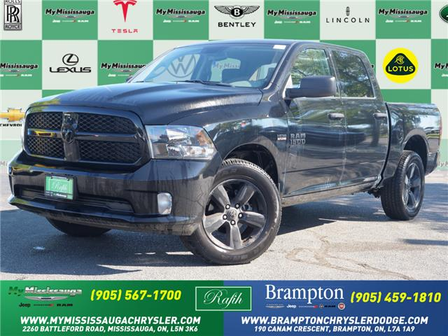 2019 RAM 1500 Classic ST (Stk: 1521A) in Mississauga - Image 1 of 18