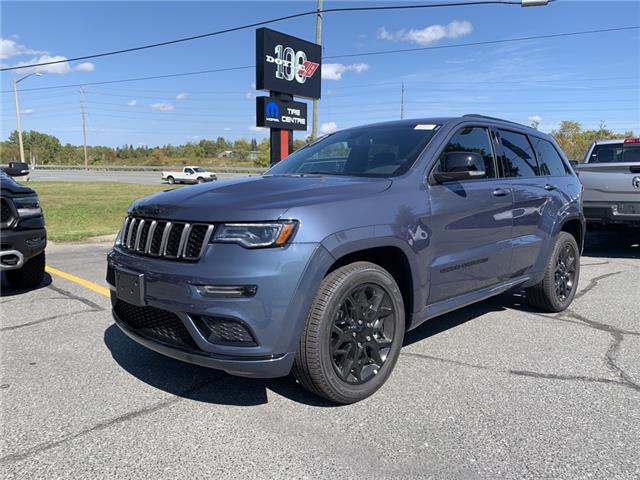 2021 Jeep Grand Cherokee Limited (Stk: 7144) in Sudbury - Image 1 of 17