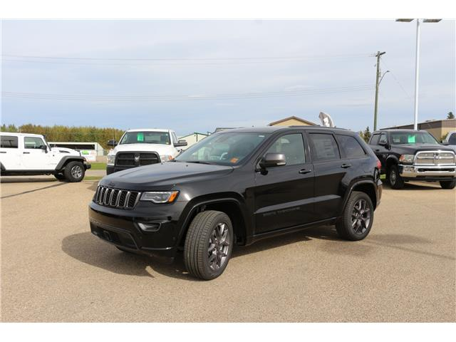 2021 Jeep Grand Cherokee Limited (Stk: MT163) in Rocky Mountain House - Image 1 of 30