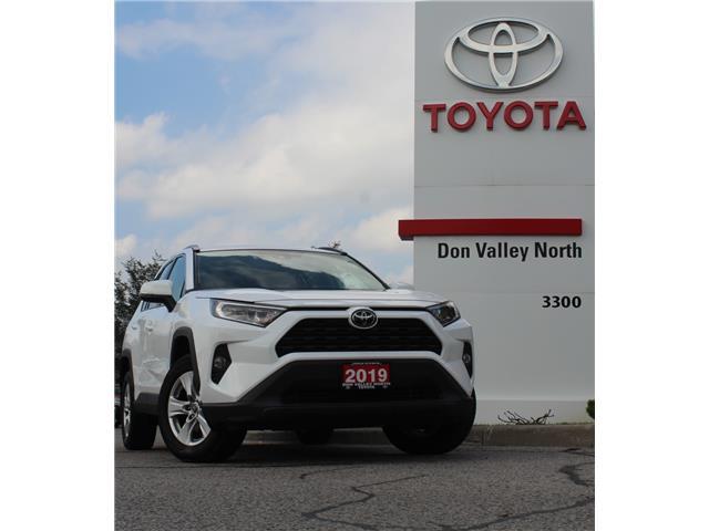 2019 Toyota RAV4 XLE (Stk: 10101289A) in Markham - Image 1 of 1