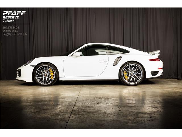 2014 Porsche 911 Turbo S (Stk: MV0349B) in Calgary - Image 1 of 17