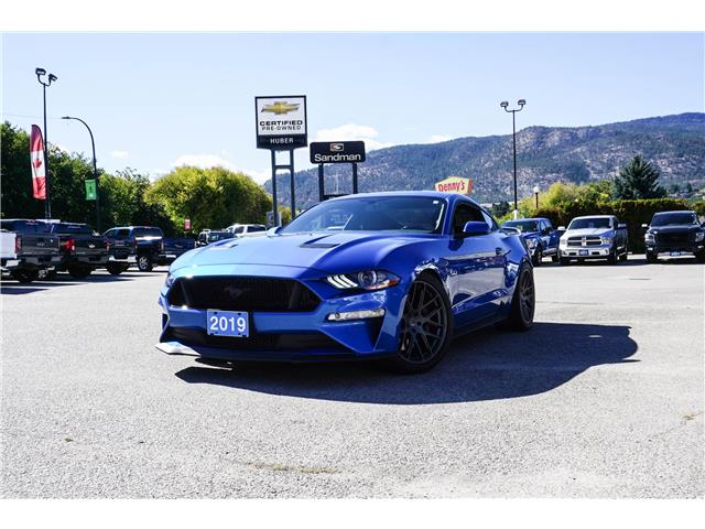 2019 Ford Mustang GT Premium (Stk: N39221A) in Penticton - Image 1 of 15