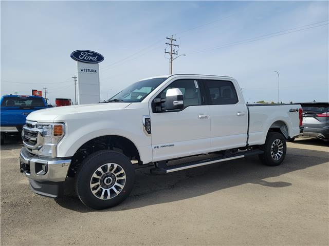 2022 Ford F-250 Lariat (Stk: 22005) in Westlock - Image 1 of 14