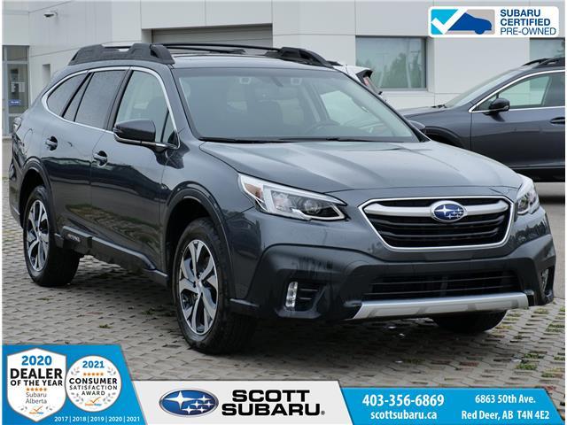 2020 Subaru Outback Limited (Stk: 41859U) in Red Deer - Image 1 of 30