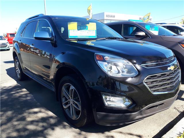 2017 Chevrolet Equinox Premier (Stk: GJW55021) in St. John's - Image 1 of 14
