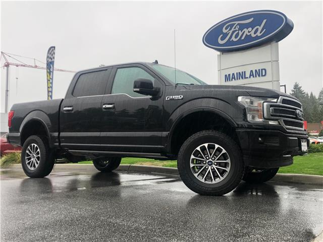 2019 Ford F-150 Limited (Stk: P2636) in Vancouver - Image 1 of 27