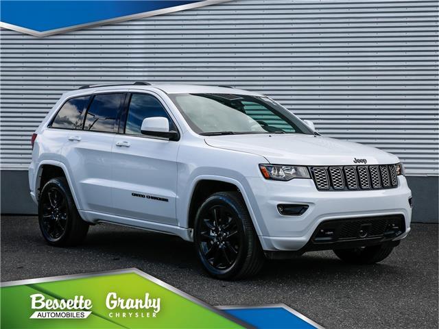 2021 Jeep Grand Cherokee Laredo (Stk: G1-0379) in Granby - Image 1 of 38
