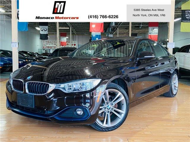 2015 BMW 428i xDrive Gran Coupe (Stk: 4409-30) in North York - Image 1 of 19
