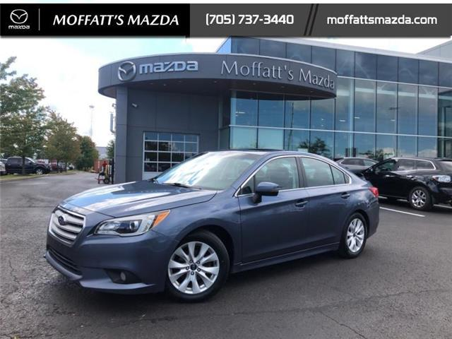 2015 Subaru Legacy 2.5i Touring Package (Stk: P9535A) in Barrie - Image 1 of 21