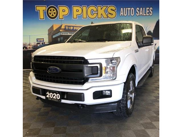 2020 Ford F-150 XLT (Stk: A30053) in NORTH BAY - Image 1 of 28