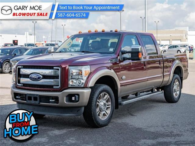 2011 Ford F-350 KING RANCH (Stk: ML0761) in Lethbridge - Image 1 of 30