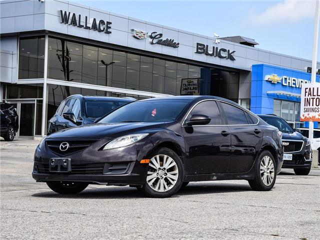 2010 Mazda MAZDA6 4dr Sdn I4 Auto GS, CRUISE CONTROL, POWER WINDOWS (Stk: 344645B) in Milton - Image 1 of 1