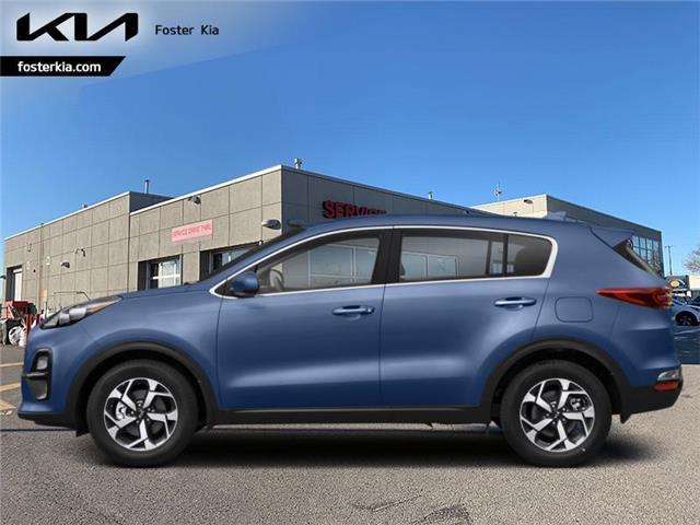 2020 Kia Sportage LX (Stk: 2111556A) in Toronto - Image 1 of 1