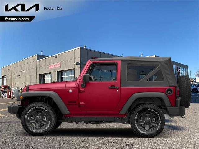 2016 Jeep Wrangler Sport (Stk: 2211785A) in Toronto - Image 1 of 1