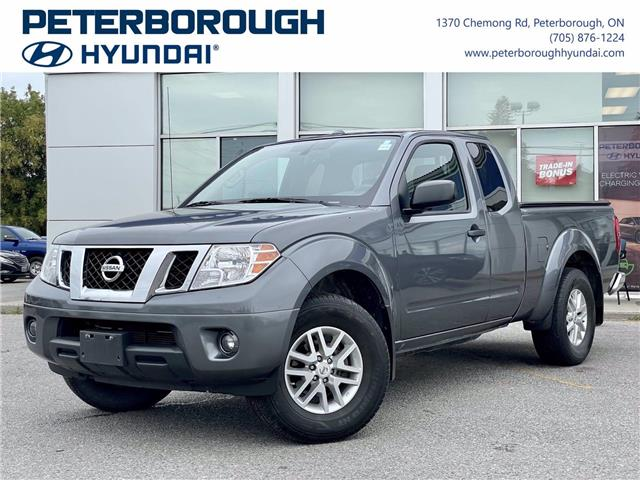 2017 Nissan Frontier SV (Stk: H13104A) in Peterborough - Image 1 of 30