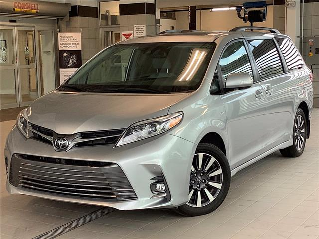 2020 Toyota Sienna XLE 7-Passenger (Stk: P19590) in Kingston - Image 1 of 30