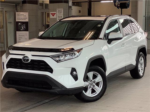 2019 Toyota RAV4 XLE (Stk: P19596) in Kingston - Image 1 of 12