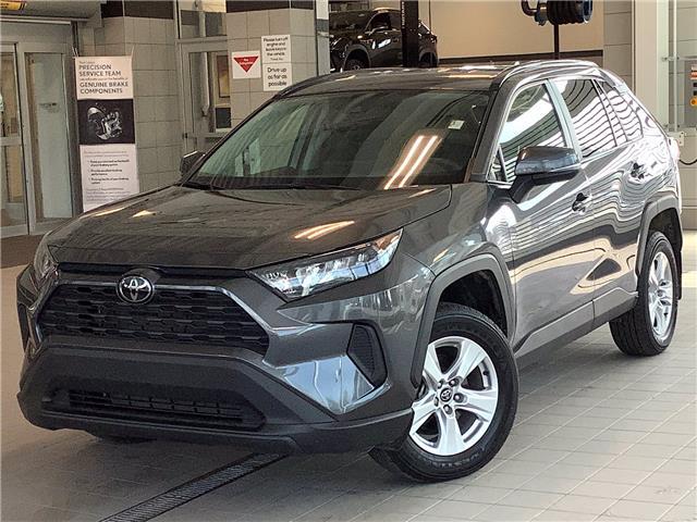 2019 Toyota RAV4 LE (Stk: P19600) in Kingston - Image 1 of 25