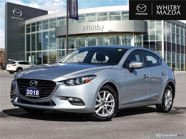 2018 Mazda Mazda3 Sport GS (Stk: 210783A) in Whitby - Image 1 of 27
