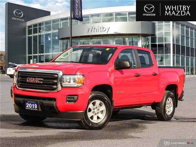 2019 GMC Canyon Base (Stk: 210784A) in Whitby - Image 1 of 27
