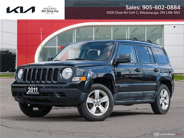 2011 Jeep Patriot Sport/North (Stk: K3278A) in Mississauga - Image 1 of 27