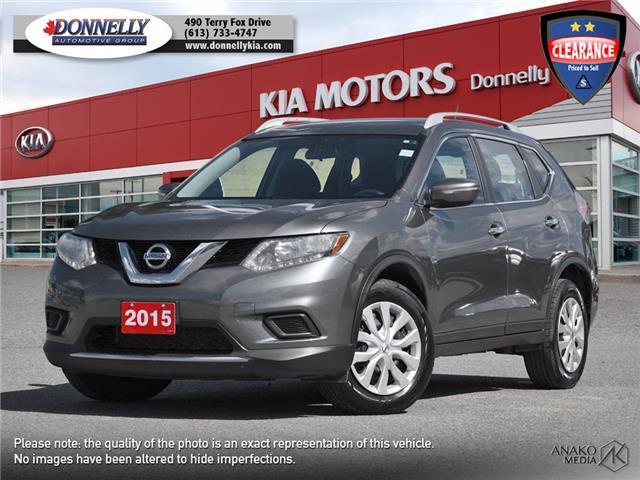 2015 Nissan Rogue  (Stk: KU2553A) in Ottawa - Image 1 of 28