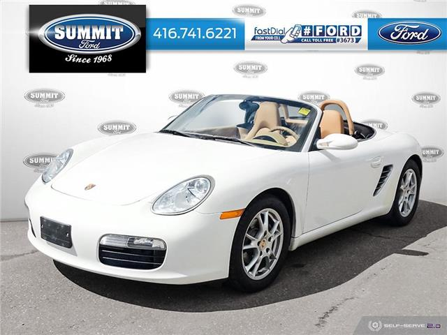 2006 Porsche Boxster Base (Stk: 21D8817A) in Toronto - Image 1 of 24