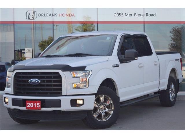 2015 Ford F-150 XLT (Stk: 16-M1570A) in Orléans - Image 1 of 30