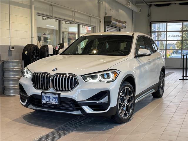 2021 BMW X1 xDrive28i (Stk: 21187) in Kingston - Image 1 of 15