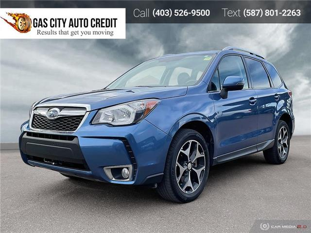 2016 Subaru Forester 2.0XT Touring (Stk: MT5451A) in Medicine Hat - Image 1 of 25