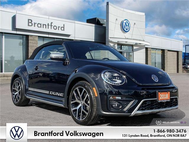 2018 Volkswagen Beetle 2.0 TSI Dune (Stk: TI21626A) in Brantford - Image 1 of 26