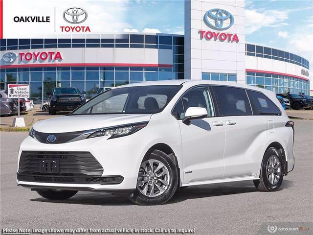 2021 Toyota Sienna LE 8-Passenger (Stk: 21896) in Oakville - Image 1 of 23