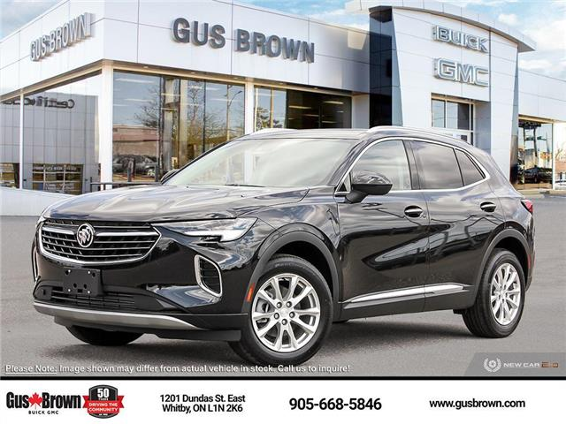 2021 Buick Envision Preferred (Stk: D170465) in WHITBY - Image 1 of 23