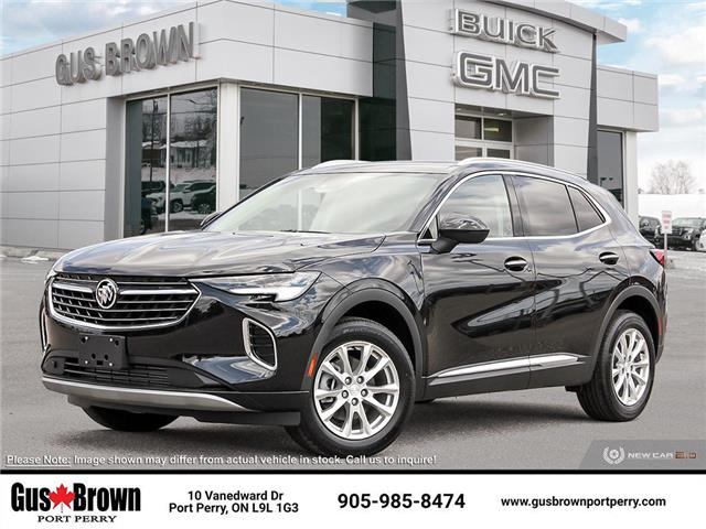 2021 Buick Envision Preferred (Stk: D183910) in PORT PERRY - Image 1 of 23