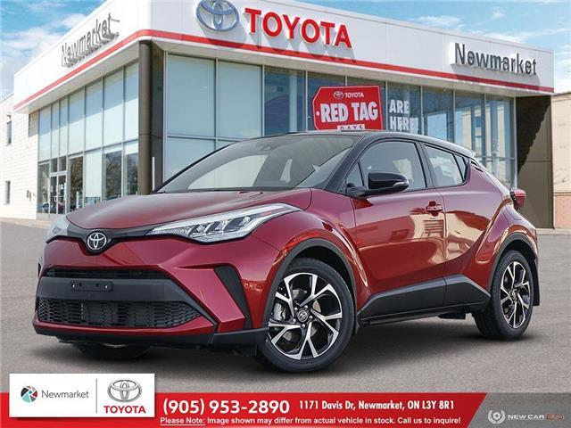 2021 Toyota C-HR XLE Premium (Stk: 36099) in Newmarket - Image 1 of 22