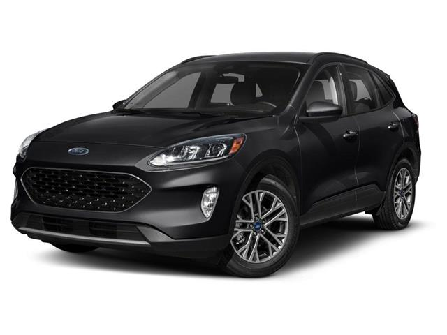 2021 Ford Escape SEL (Stk: 21246) in Wilkie - Image 1 of 9
