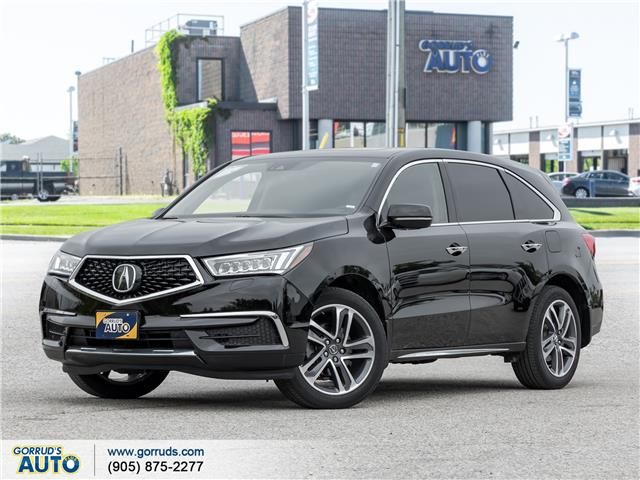 2017 Acura MDX Technology Package (Stk: 507621) in Milton - Image 1 of 26