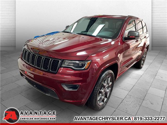 2021 Jeep Grand Cherokee Limited (Stk: 41215) in La Sarre - Image 1 of 27