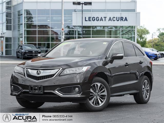 2018 Acura RDX Elite (Stk: 4546) in Burlington - Image 1 of 26