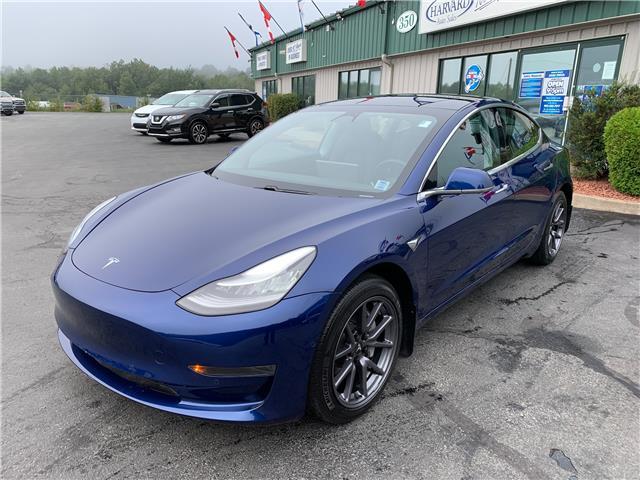 2020 Tesla Model 3 Standard Range (Stk: 11152) in Lower Sackville - Image 1 of 15