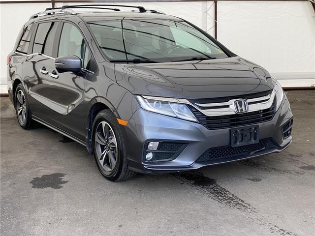2018 Honda Odyssey EX (Stk: 17705A) in Thunder Bay - Image 1 of 20