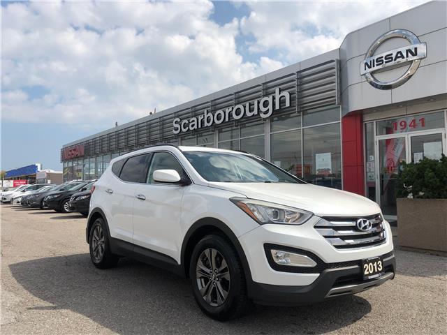 2013 Hyundai Santa Fe Sport 2.4 Premium (Stk: ) in Scarborough - Image 1 of 14