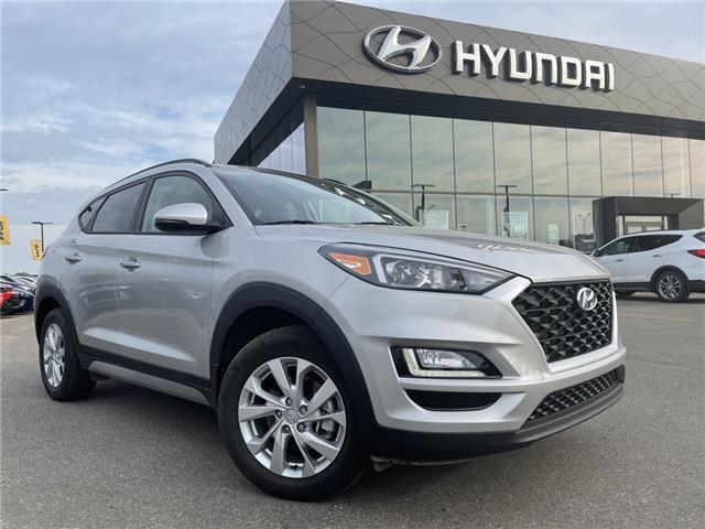 2021 Hyundai Tucson Preferred w/Sun & Leather Package (Stk: H3078) in Saskatoon - Image 1 of 24
